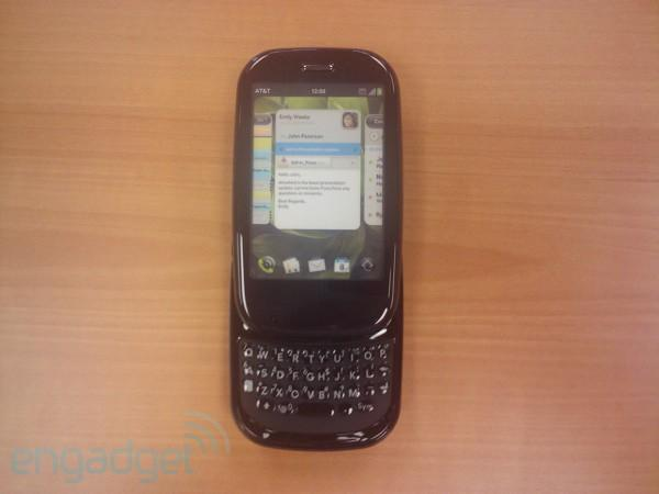 Palm Pre Plus, Pantech Breeze 2 dummies showing up in AT&T stores