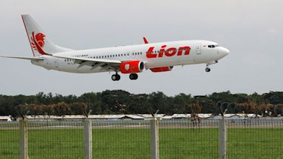 Doomed flight rescued by guest who hitched a ride