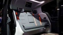 Cruise, GM to seek U.S. approval for vehicle with no pedal or steering wheel