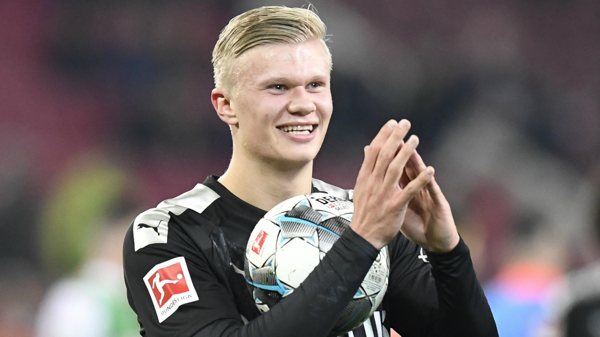 Haaland Can Become One Of The Best In The World Dortmund Striker Will Be Fun To Watch Says Marsch