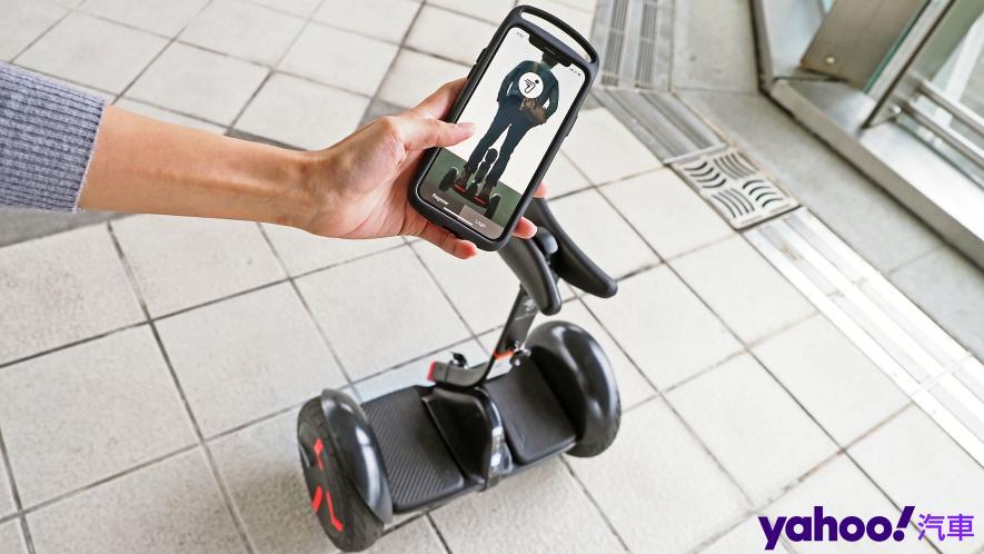 最從容帥氣的移動生活新指標!Segway Ninebot S PRO開箱實測! - 12