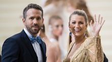 Blake Lively Gives Ryan Reynolds a Sweet Custom-Made Piece of Art