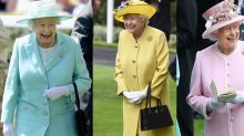 Just 33 pictures of the Queen looking truly thrilled to be at Royal Ascot