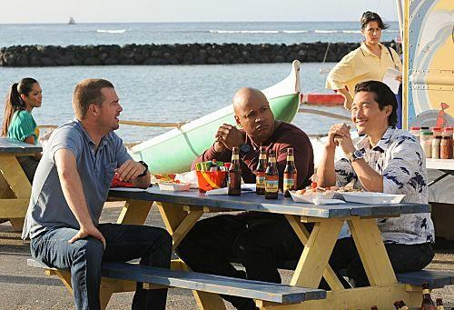 'NCIS: Hawaii' Spinoff Eyed By CBS As Franchise's Fourth Series - Yahoo Entertainment