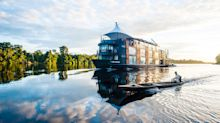The most luxurious way to see the wonders of the Amazon