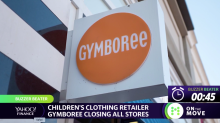 Children's clothing retailer files bankruptcy