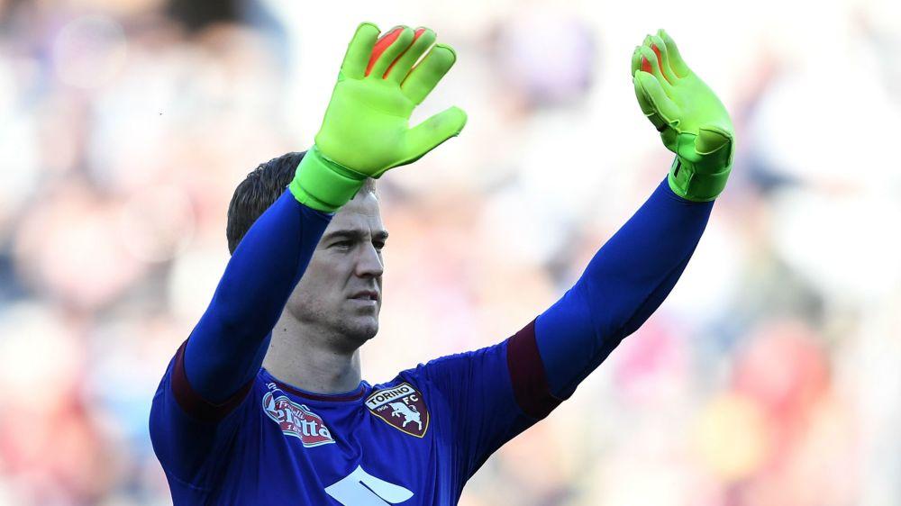Torino want Joe Hart on loan for another season