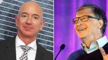 100 Milliarden US-Dollar: Jeff Bezos und Bill Gates sind die reichsten Menschen der Welt