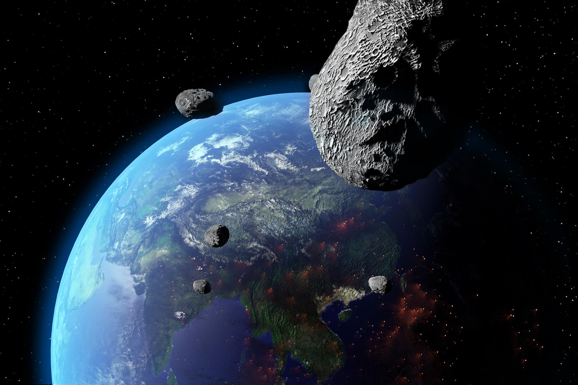 asteroid near earth 2019 - HD2000×1333