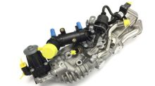 BorgWarner's Integrated EGR Solution for Reduced NOx Emissions