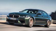BMW M5 CS 2021: una superberlina de récord