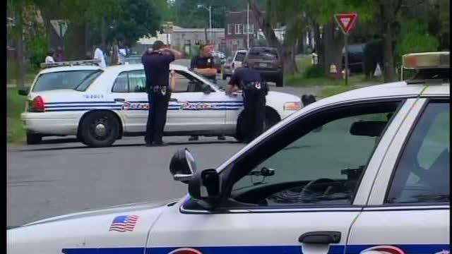 Putting more police on patrol in Detroit