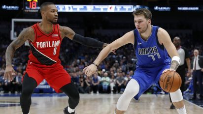 Why the Blazers and Mavs are so dangerous