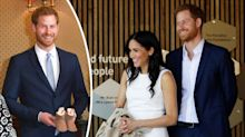 Prince Harry gives up alcohol to support pregnant Meghan