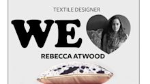 Textile Designer We Love: Rebecca Atwood