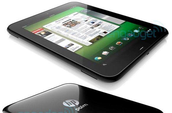 Palm TouchPad leaked: 1.5 pounds, 13mm thick, and just moments from official