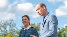 The Duke and Duchess of Cambridge visit hospital to celebrate NHS' 72nd birthday