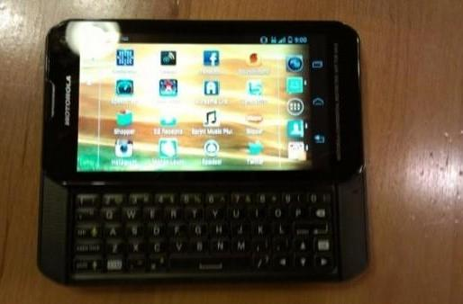 New Motorola slider for Sprint surfaces with Android 4.0, many mysteries