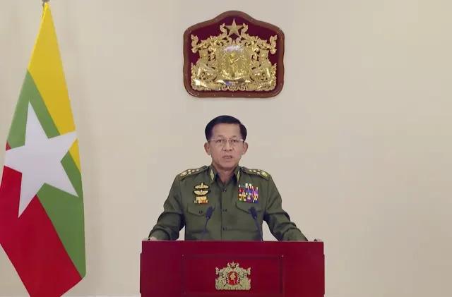 Facebook and Instagram ban Myanmar's military