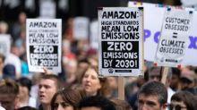 Funcionários da Amazon atacam empresa por suas políticas climáticas
