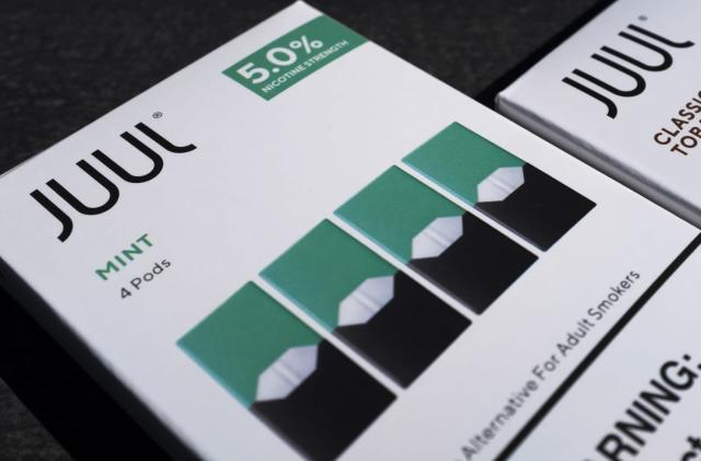 Vape brand Juul is reportedly at the center of a criminal probe