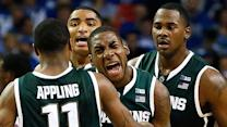 Can the Spartans Make a Fast Break for a Title?