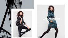 Kaia Gerber Features in Fall Ads for Karl Lagerfeld
