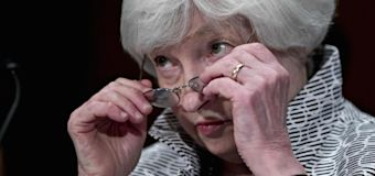 Yellen to leave Fed once new chair takes over