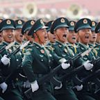 China tops list of US's biggest threats for first time