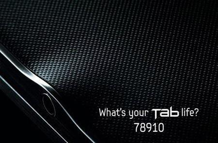 Samsung's latest 8.9-inch Galaxy Tab teaser hints impressive slimness