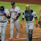 Astros clinch No. 6 spot in American League for MLB playoffs