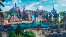 Disneyland Paris' new Frozen Land is all kinds of magical