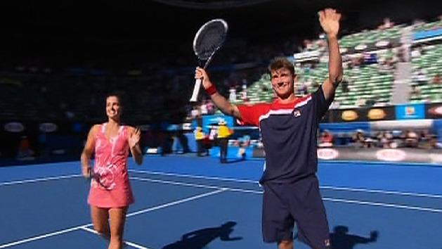 Highlights: Mixed Doubles Final
