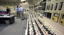 Nuclear power plant workers prep for shutdown after 47 years