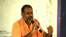 Andhra CM should comment on Nani's remarks: Swami Paripurnananda
