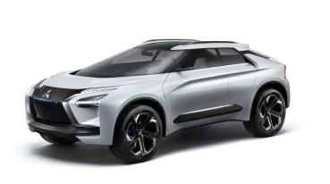 運動風格、500 公里續航力,三菱純電動休旅車可望 2021 年秋季上市