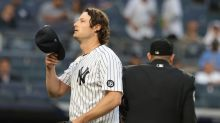 Yankees ace Gerrit Cole not 'super comfortable' with MLB substance checks