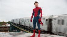 """Tom Holland dévoile une image du tournage de """"Spider-Man 3"""""""
