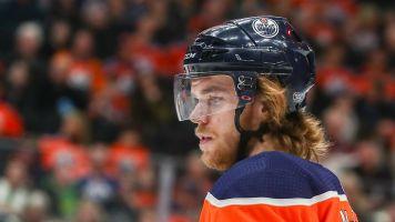 Watch live: McDavid leads Oilers against Wings