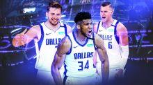 Heiß auf den Greek Freak: Baut Dallas das Superteam?