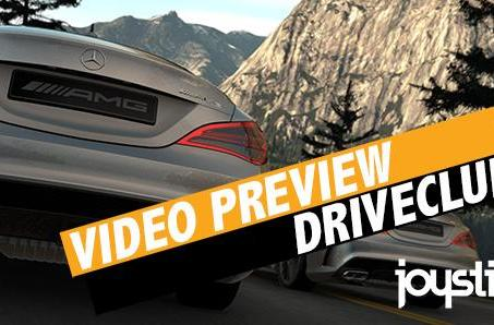 Video preview: Socialized racing in PS4's Driveclub