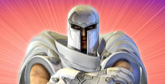 Magneto now playable in Marvel Heroes
