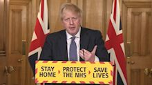 Coronavirus: People could be allowed to meet friends outdoors to ease lockdown, Downing Street says