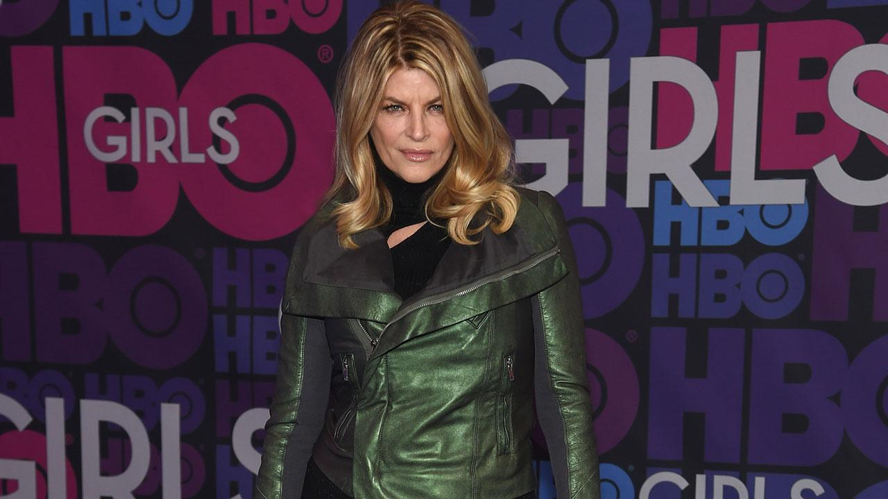 Kirstie Alley Welcomes Grandson Waylon Tripp Parker -- See the Sweet Pic!