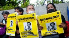 Families of 'disappeared' Thai activists plead for closure
