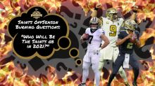 Burning Saints Offseason Questions: Who will be the Quarterback?