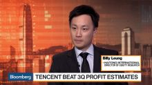 Tencent Offers Attractive Risk/Reward Profile, Haitong's Leung Says