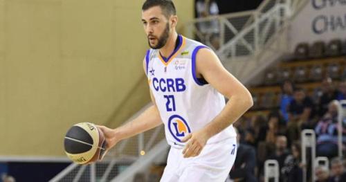 Basket - Pro A - Nicolas De Jong active sa clause libératoire et quitte Châlons-Reims