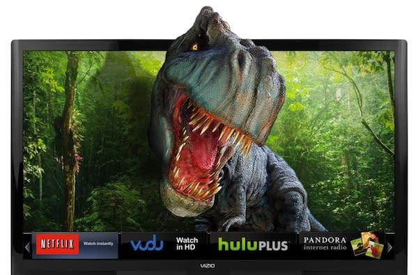 Vizio's M-Series Theater 3D TVs are officially available, at last