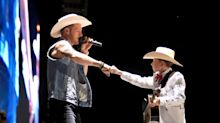 Walmart yodel kid Mason Ramsey takes the Stagecoach festival by storm